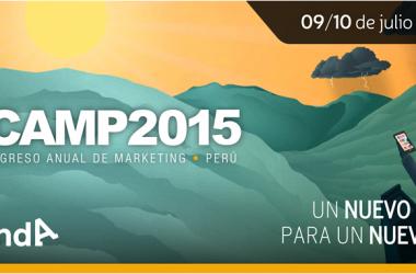 CAMP 2015: Un nuevo marketing para un nuevo entorno