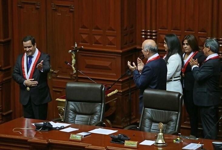 Congreso, Congreso de la Republica, Luis Iberico