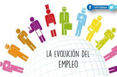 empleo, evolución, trabajo, flexibilidad