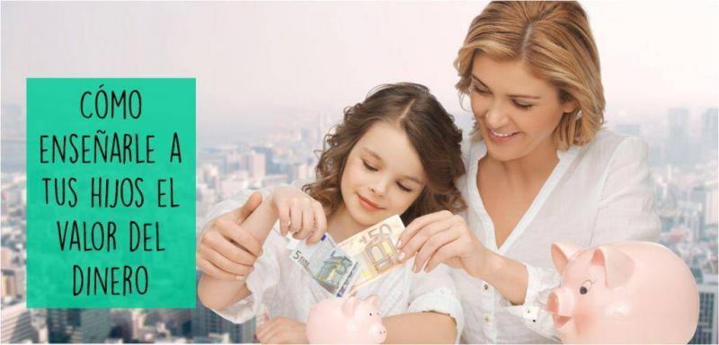 dinero, niños, valor, finanzas