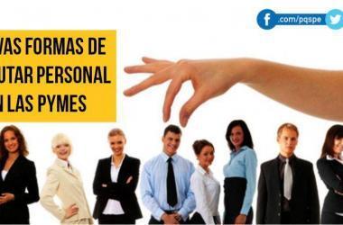 pymes, reclutamiento, gestión de personas, gestión del talento