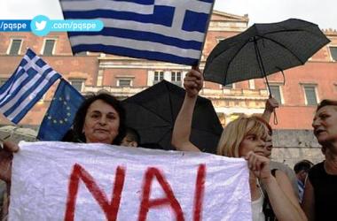 resultados referendum Grecia