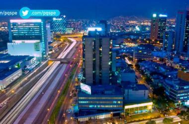 Sector servicios pbi Perú
