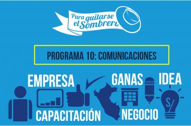 emprendimiento, programas, comunicación, premio pqs