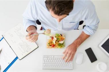 alimentación, emprendedor, dieta, equilibrio
