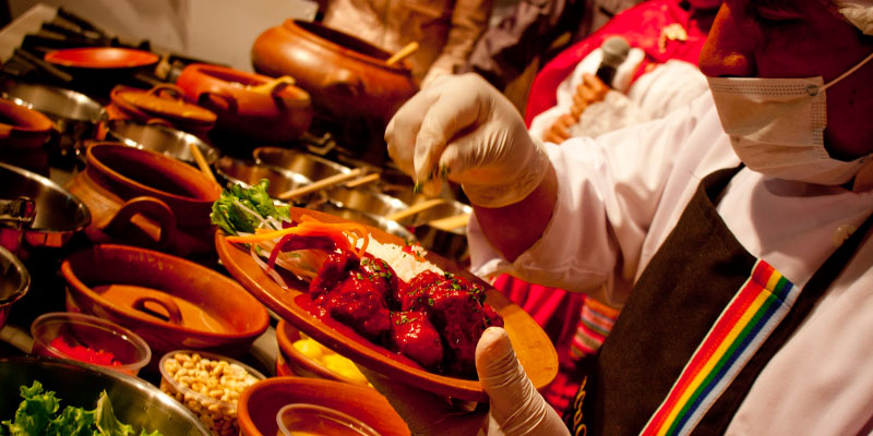 Mistura rutas gastronómicas