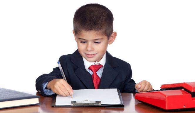 Emprendedores, emprendimiento, emprendimiento en niños