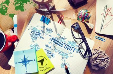 Cinco trucos para ser productivo
