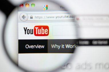 YouTube venta en línea