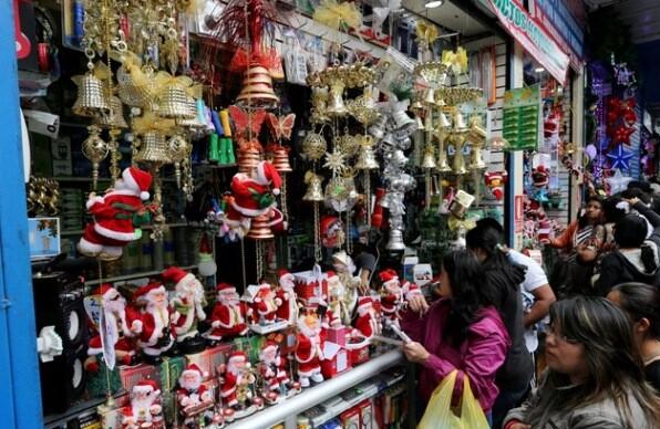 campaña navideña, MyPEs, emprendedores, inversión, Navidad