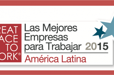 Great Place to Work, 2015, latinoamérica, empresas, Microsoft