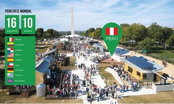 Casas solares, crowdfunding, UNI, Solar Decathlon, Solar Decathlon Cali-2015