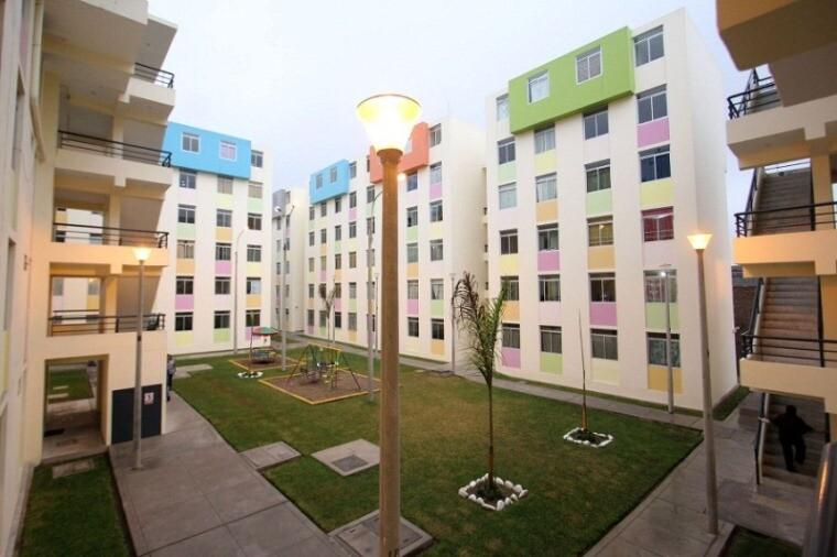 Leasing inmobiliario, vivienda, viviendas, Ministerio de Vivienda, Ollanta Humala, inmuebles