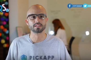 PickApp , entrega express, economia compartida, commuting urbano, repartos