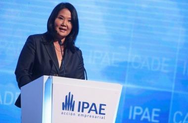 elecciones 2016; candidatos presidenciales; propuestas candidatos; cade; Keiko Fujimori