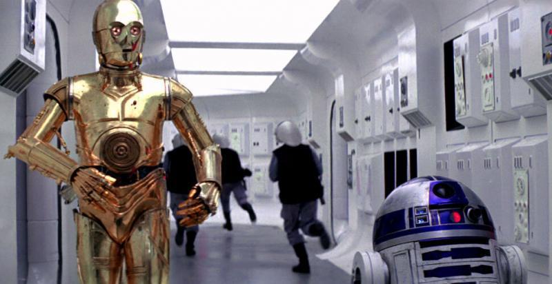 Star Wars: R2-D2 y C-3PO, la mejor pareja de socios