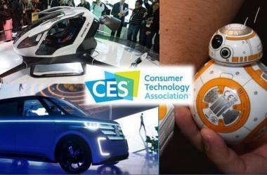 CES 2016, tecnología, bb8