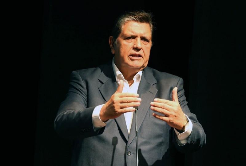 Alan García, política, corrupción, proética