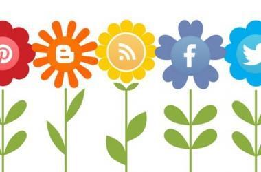 redes sociales,negocio,facebook,twitter,instagram, verano
