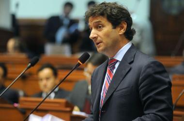 Renzo Reggiardo: Haremos que el Estado sea confiable para la gente