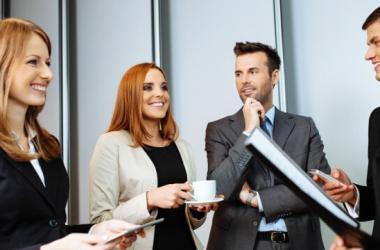 negocios, amigos, consejos