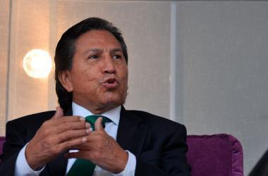 Alejandro Toledo presentó su propuesta económica
