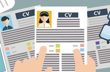currículum vitae, fotografía, CV