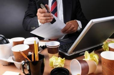 oficina, etiqueta, conducta, hábitos