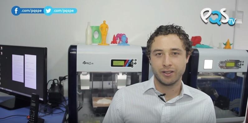 krear 3d, lapicero 3d, impresora 3d, tecnología, emprendedores