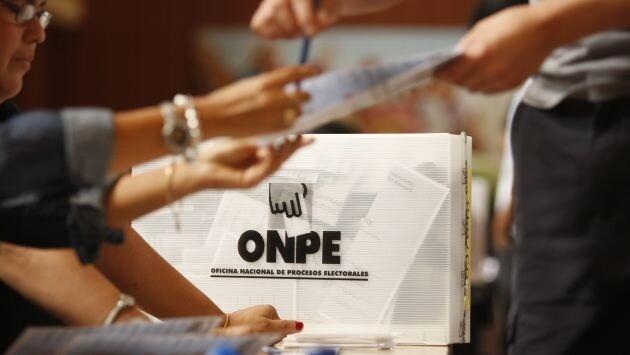 Elecciones 2016, ONPE, elecciones peru, miembros de mesa