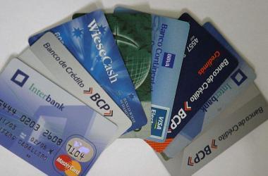 Tarjetas de crédito, SBS, bancos, uso de tarjetas de crédito