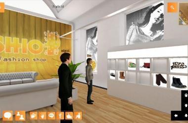 alibaba, tienda virtual, laboratorio de realidad virtual