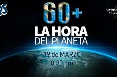 La Hora del Planeta: regálale un respiro a la tierra