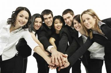 Trabajo en equipo, trabajo, empresas, consejos, recursos humanos