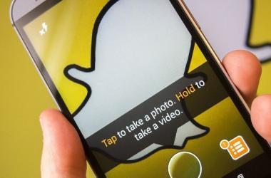 snapchat, negocio, marketing digital