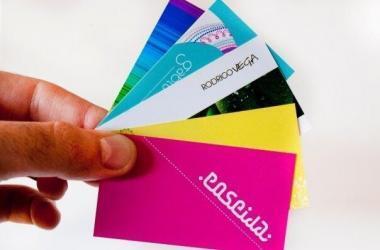 tarjetas de presentación, networking, diseño