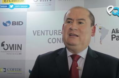 Malvin Escudero, Venture Capital, Alianza del Pacífico, ALTA El Dorado Emprendimiento
