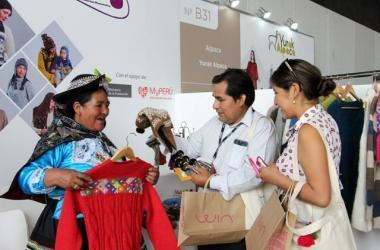 Perú Moda, Makyss, Perú Gift Show, promperú, Huancavelica