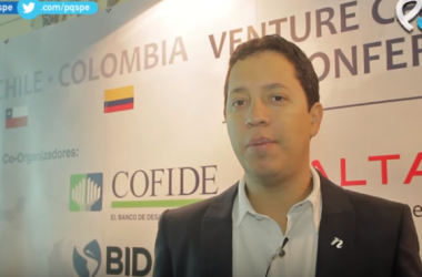Emprendimiento, Alejandro Franco, Ruta N Medellín Colombia, Venture Capital Conference