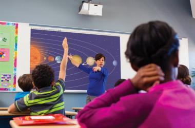 proyectores, epson, sector educación, tecnología