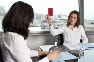entrevista de trabajo, trabajo, errores, consejos, buscar empleo, primera impresión