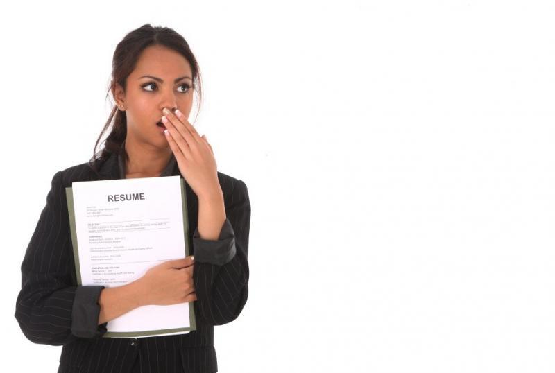 CV, errores, cómo hacer currículum vitae, buscar trabajo, currículum vitae