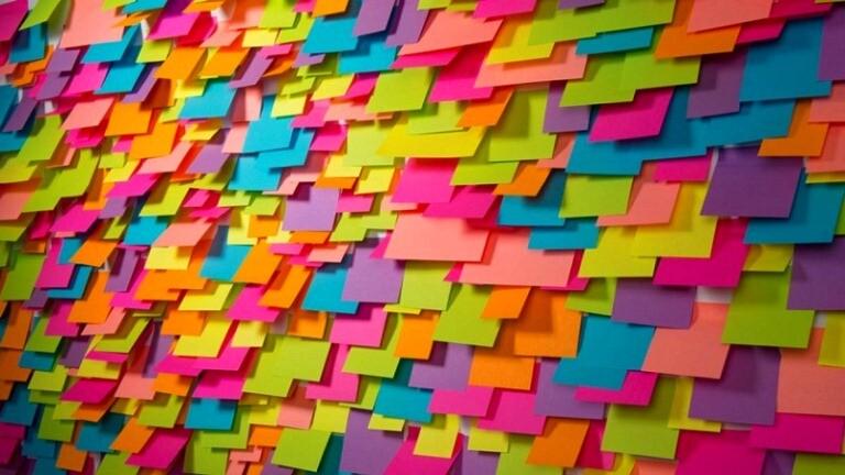 Post-it, curiosidades, inventos, artículos de oficina