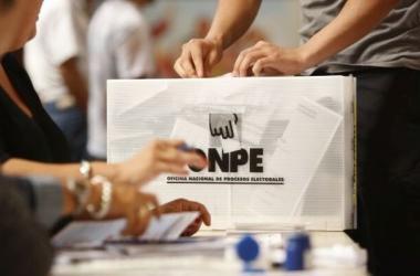 Elecciones 2016, ONPE, prohibiciones durante elecciones, votación, electores