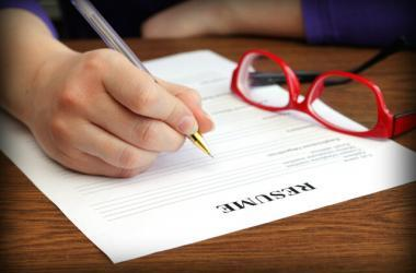 currículum vitae, inglés, currículo, resume, CV