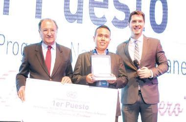 Premio PQS, StartUp Perú, SIAN