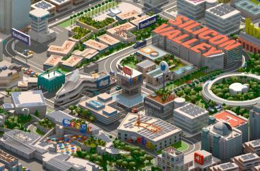 Silicon Valley, Rob McMillen, startups, tecnología