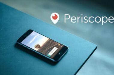 periscope, negocio, productos, anuncios