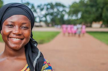 be girl, Diana Sierra, menstruación, Africa