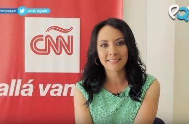 Gabriela Frias, CNN, fuerza en movimiento, Perú